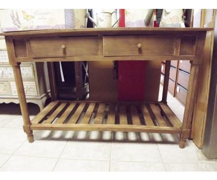 Tafel hout lade dressoir