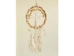 8530077 Dreamcatcher. Tree of life. Diameter 16 cm.