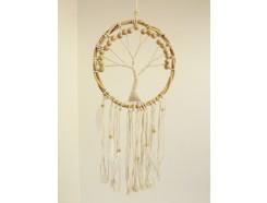 8530078 Dreamcatcher. Tree of life. Diameter 25 cm.