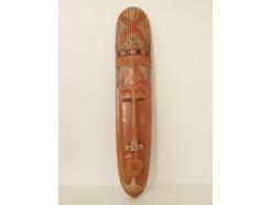 H2330033 Masker. Houten masker Indonesië 80 cm.