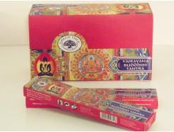 W8355301 Wierook Green Tree Buddhist Tantra. Box met 12 pakjes.